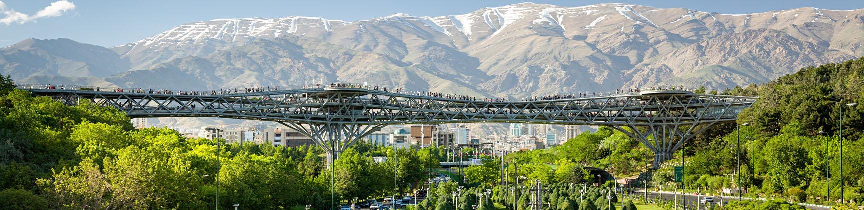 Tabiat Bridge-Tehran