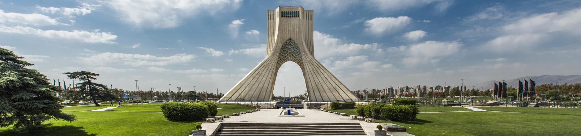 Azadi Square-Shahyad Square-Tehran-Iran