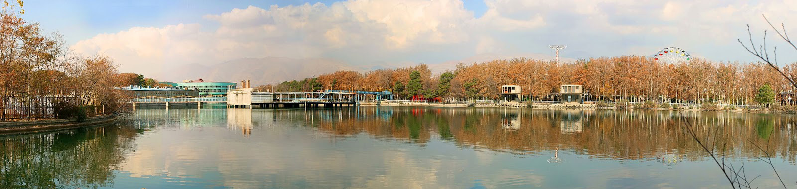 Eram Amusement Park-Tehran Province