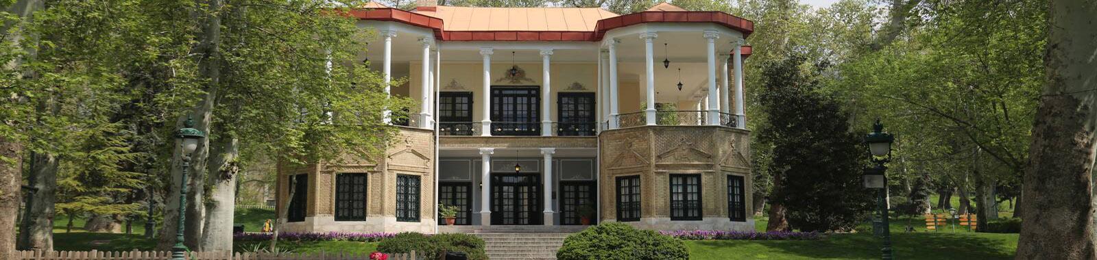 Niavaran Palace Complex-Tehran Province-Tehran